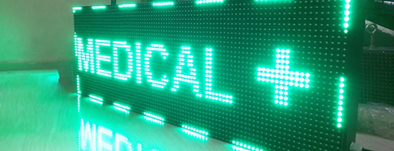 Led Pharmacy Scrolling Displays