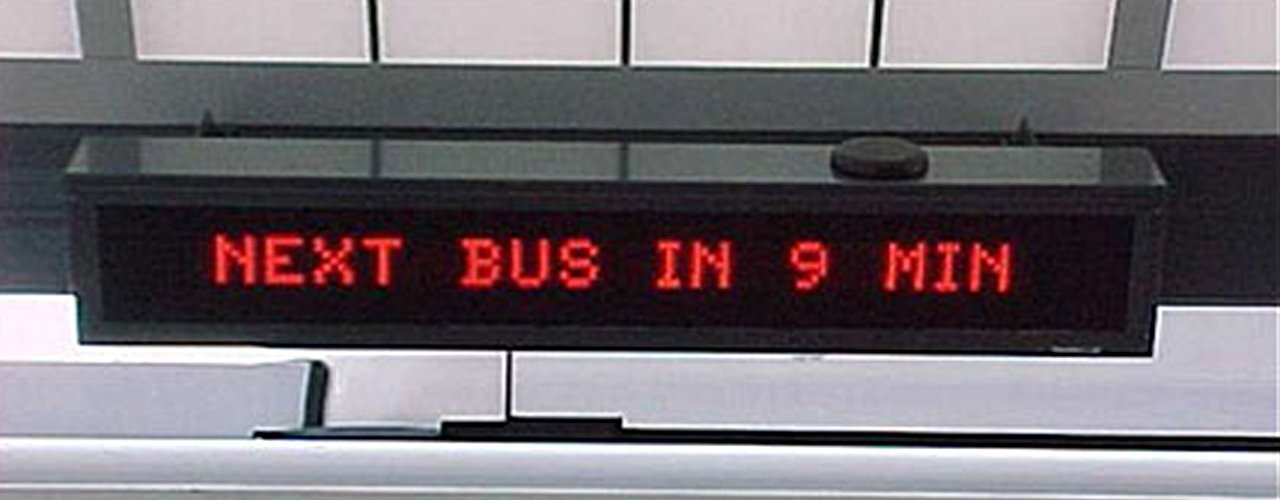 Led Transport Displays